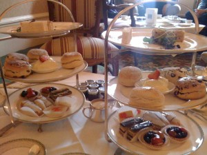 Photo of afternoon tea