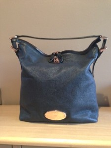 Photo of the Mulberry bag